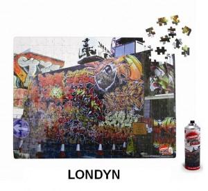 puzzle graffiti
